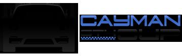 Porsche Cayman Cup Logo