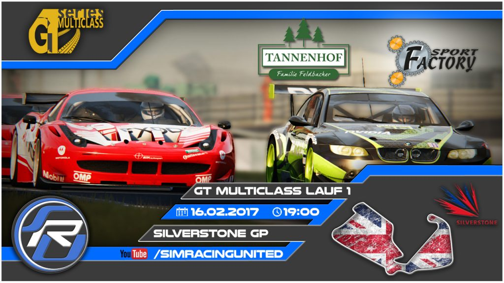 GT Multiclass Series Silverstone
